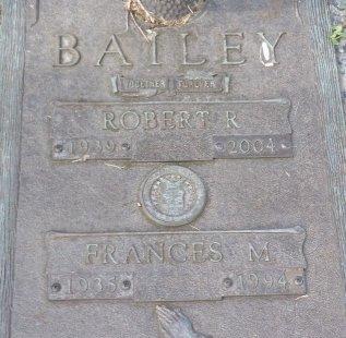 BAILEY (VETERAN), ROBERT RAY (NEW) - Pinellas County, Florida | ROBERT RAY (NEW) BAILEY (VETERAN) - Florida Gravestone Photos