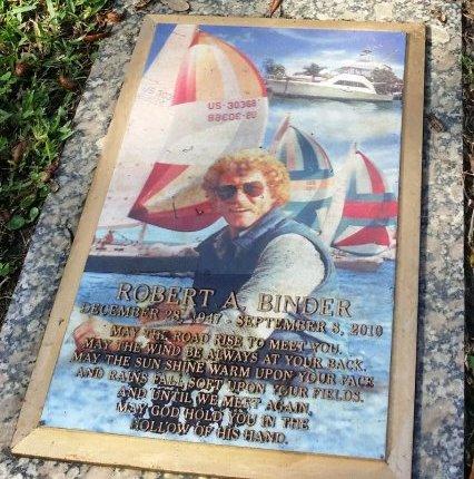 "BINDER, ROBERT A. ""ROB"" - Pinellas County, Florida   ROBERT A. ""ROB"" BINDER - Florida Gravestone Photos"