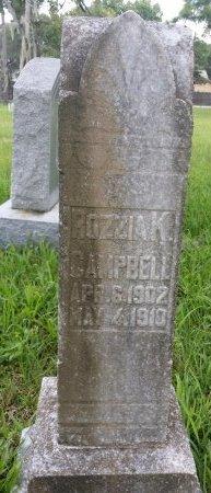 CAMPBELL, ROZZIA K. - Pinellas County, Florida | ROZZIA K. CAMPBELL - Florida Gravestone Photos