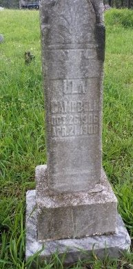 CAMPBELL, ULA - Pinellas County, Florida | ULA CAMPBELL - Florida Gravestone Photos