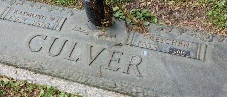 CULVER, GRETCHEN - Pinellas County, Florida | GRETCHEN CULVER - Florida Gravestone Photos