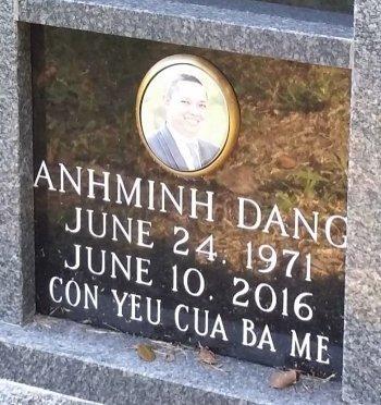 DANG, ANHMINH - Pinellas County, Florida   ANHMINH DANG - Florida Gravestone Photos