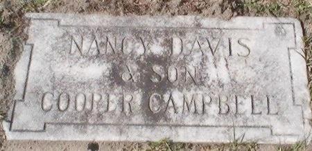 CAMPBELL, COOPER - Pinellas County, Florida   COOPER CAMPBELL - Florida Gravestone Photos