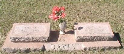MCMULLEN DAVIS, NANNIE B - Pinellas County, Florida | NANNIE B MCMULLEN DAVIS - Florida Gravestone Photos
