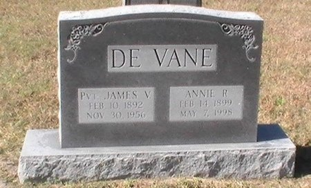 OWENS DE VANE, ANNIE ROSETTA - Pinellas County, Florida | ANNIE ROSETTA OWENS DE VANE - Florida Gravestone Photos