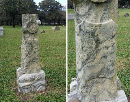 DORTCH, JOSEPH W. - Pinellas County, Florida | JOSEPH W. DORTCH - Florida Gravestone Photos