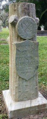 EARL, HUBERT E. - Pinellas County, Florida   HUBERT E. EARL - Florida Gravestone Photos