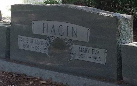 HAGIN, WILBUR ALVIN - Pinellas County, Florida | WILBUR ALVIN HAGIN - Florida Gravestone Photos