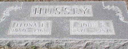 HUSSEY, JOHN S. - Pinellas County, Florida   JOHN S. HUSSEY - Florida Gravestone Photos