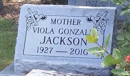 JACKSON, ALPHIA VIOLA - Pinellas County, Florida | ALPHIA VIOLA JACKSON - Florida Gravestone Photos