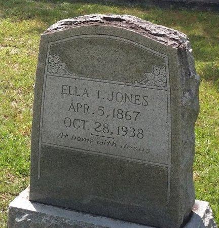 JONES, ELLA LACOTY - Pinellas County, Florida   ELLA LACOTY JONES - Florida Gravestone Photos