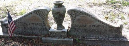 PEARCE, HOWARD TAFT - Pinellas County, Florida | HOWARD TAFT PEARCE - Florida Gravestone Photos