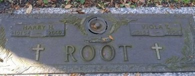 TAYLOR ROOT, VIOLA - Pinellas County, Florida | VIOLA TAYLOR ROOT - Florida Gravestone Photos