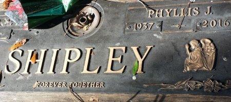 SHIPLEY, PHYLLIS J. - Pinellas County, Florida | PHYLLIS J. SHIPLEY - Florida Gravestone Photos