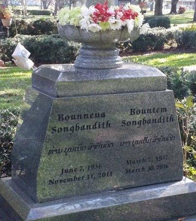SONGBANDITH, BOUNTEM - Pinellas County, Florida | BOUNTEM SONGBANDITH - Florida Gravestone Photos