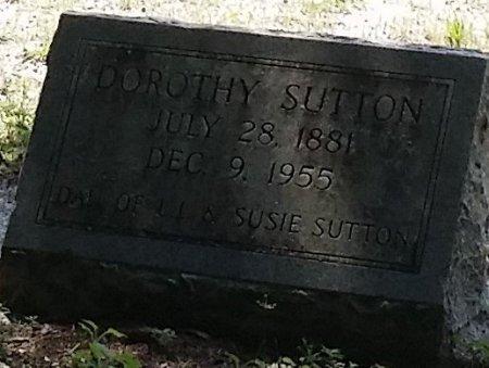 SUTTON, DOROTHY - Pinellas County, Florida   DOROTHY SUTTON - Florida Gravestone Photos