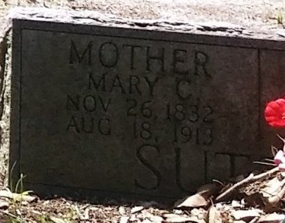 LAW SUTTON, MARY C - Pinellas County, Florida | MARY C LAW SUTTON - Florida Gravestone Photos