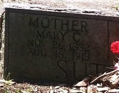 SUTTON, MARY C. - Pinellas County, Florida | MARY C. SUTTON - Florida Gravestone Photos