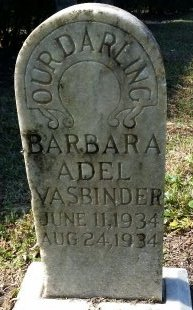 VASBINDER, BARBARA ADEL - Pinellas County, Florida | BARBARA ADEL VASBINDER - Florida Gravestone Photos