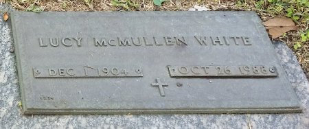 WHITE, LUCY - Pinellas County, Florida | LUCY WHITE - Florida Gravestone Photos
