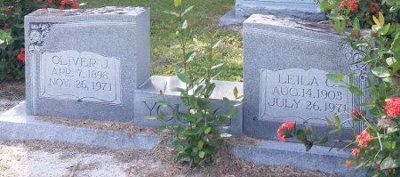 YOUNG, OLIVER J. - Pinellas County, Florida | OLIVER J. YOUNG - Florida Gravestone Photos