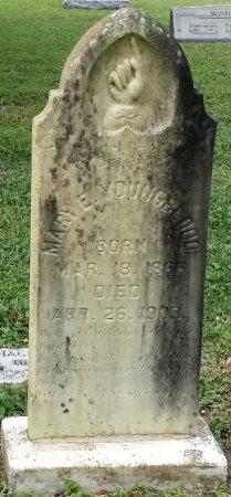 YOUNGBLOOD, MARY E. - Pinellas County, Florida | MARY E. YOUNGBLOOD - Florida Gravestone Photos