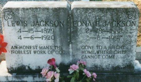 JACKSON, ANDREW LEWIS - Santa Rosa County, Florida | ANDREW LEWIS JACKSON - Florida Gravestone Photos