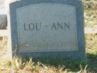 JACKSON, LOU-ANN - Santa Rosa County, Florida | LOU-ANN JACKSON - Florida Gravestone Photos
