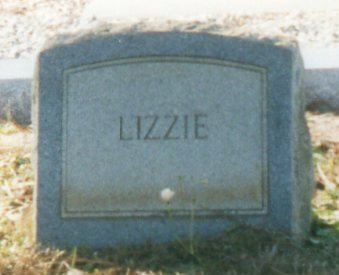 "JACKSON, MARY ELIZABETH ""LIZZIE"" - Santa Rosa County, Florida   MARY ELIZABETH ""LIZZIE"" JACKSON - Florida Gravestone Photos"