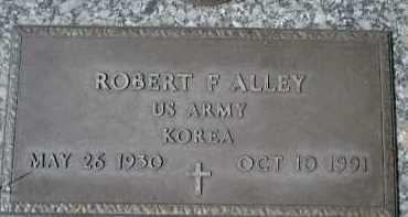 ALLEY (VETERAN KOR), ROBERT FRANKLIN - Sarasota County, Florida | ROBERT FRANKLIN ALLEY (VETERAN KOR) - Florida Gravestone Photos