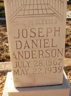 ANDERSON, JOSEPH DANIEL - Sarasota County, Florida | JOSEPH DANIEL ANDERSON - Florida Gravestone Photos