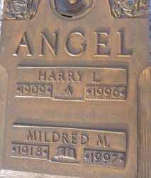 ANGEL, HARRY L. - Sarasota County, Florida   HARRY L. ANGEL - Florida Gravestone Photos