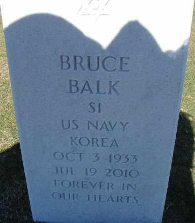 BALK (VETERAN KOR), BRUCE - Sarasota County, Florida | BRUCE BALK (VETERAN KOR) - Florida Gravestone Photos