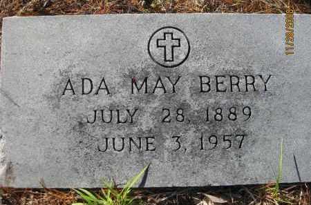 BERRY, ADA MAY - Sarasota County, Florida | ADA MAY BERRY - Florida Gravestone Photos