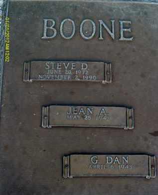BOONE, STEVE  D. - Sarasota County, Florida | STEVE  D. BOONE - Florida Gravestone Photos