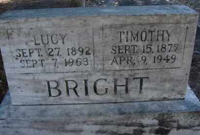 BRIGHT, LUCY - Sarasota County, Florida | LUCY BRIGHT - Florida Gravestone Photos