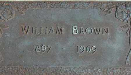 BROWN, WILLIAM - Sarasota County, Florida | WILLIAM BROWN - Florida Gravestone Photos