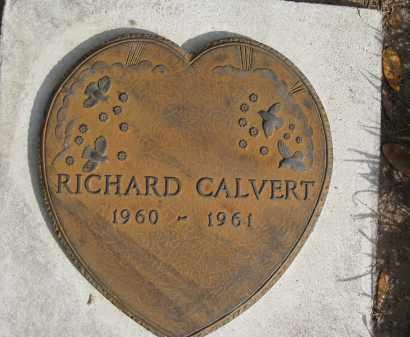 CALVERT, RICHARD - Sarasota County, Florida | RICHARD CALVERT - Florida Gravestone Photos