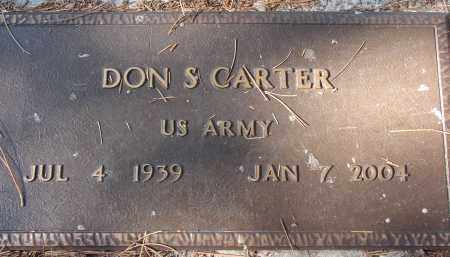 CARTER (VETERAN), DON S. - Sarasota County, Florida | DON S. CARTER (VETERAN) - Florida Gravestone Photos