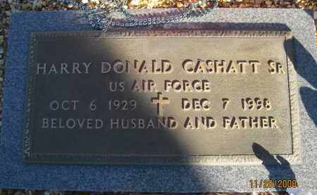 CASHATT, SR (VETERAN), HARRY DONALD (NEW) - Sarasota County, Florida | HARRY DONALD (NEW) CASHATT, SR (VETERAN) - Florida Gravestone Photos