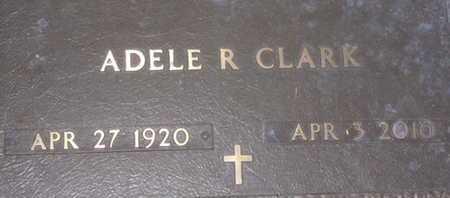 CLARK, ADELE R. - Sarasota County, Florida | ADELE R. CLARK - Florida Gravestone Photos