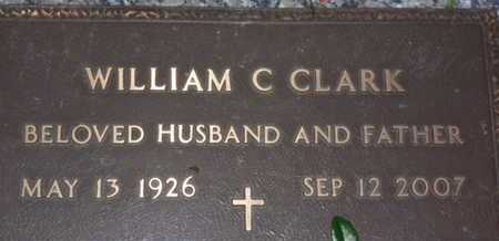 CLARK, WILLIAM C. - Sarasota County, Florida | WILLIAM C. CLARK - Florida Gravestone Photos