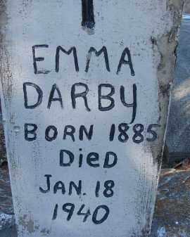 DARBY, EMMA - Sarasota County, Florida | EMMA DARBY - Florida Gravestone Photos