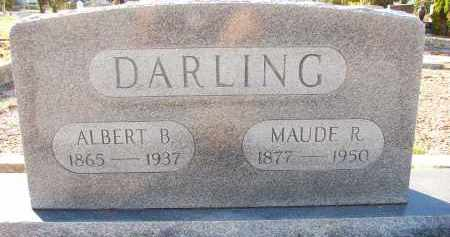 RADER DARLING, MAUDE - Sarasota County, Florida | MAUDE RADER DARLING - Florida Gravestone Photos