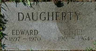 DAUGHERTY, ETHEL - Sarasota County, Florida | ETHEL DAUGHERTY - Florida Gravestone Photos