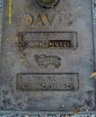 DAVIS, ERNEST K.C. - Sarasota County, Florida   ERNEST K.C. DAVIS - Florida Gravestone Photos