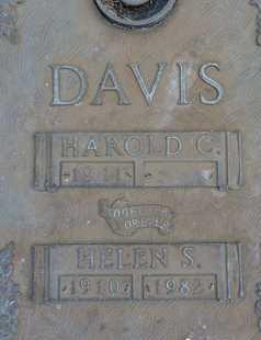 DAVIS, HAROLD C - Sarasota County, Florida   HAROLD C DAVIS - Florida Gravestone Photos