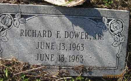 DOWER, JR, RICHARD F - Sarasota County, Florida | RICHARD F DOWER, JR - Florida Gravestone Photos