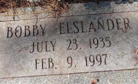 "ELSLANDER, ROBERT R. ""BOBBY"" - Sarasota County, Florida | ROBERT R. ""BOBBY"" ELSLANDER - Florida Gravestone Photos"
