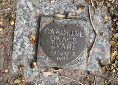 EVANS, CAROLINE GRACE - Sarasota County, Florida | CAROLINE GRACE EVANS - Florida Gravestone Photos